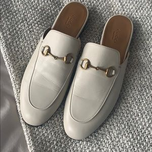 Gucci White Loafer
